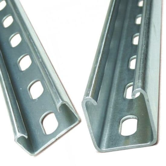 Slotted Channel & Accessories